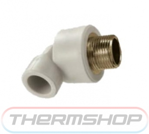 "Kolano PP 20 GZ 3/4"" KAN-therm 04104521 (1209070002)"